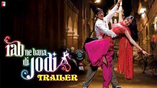Rab Ne Bana Di Jodi - Theatrical Trailer - Shahrukh Khan | Anushka Sharma