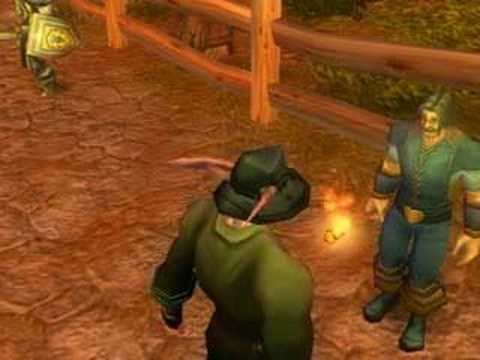 World of Warcraft - Amish Paradise Video