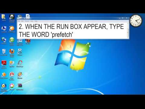 how do clear catche in your computer