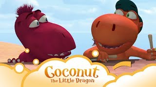 Coconut the little Dragon: Grounded S1 E11 | WikoKiko Kids TV