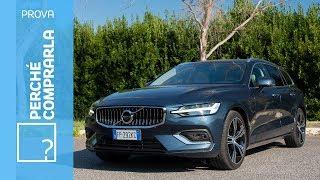 Volvo V60 (2018) | Perché comprarla... e perché no