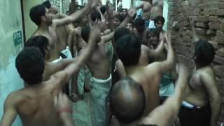 HAye Shaman Py Gaian Bawa Nisar Haider Awan 11 Muharam MAilu Sailu 2013