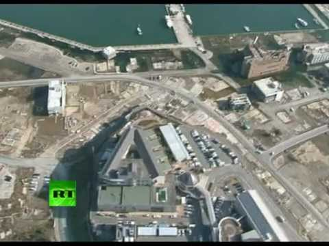 Devastated Coastline: Japan ruins months after tsunami