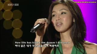 [HD] Sojung Lee - I Dreamed A Dream