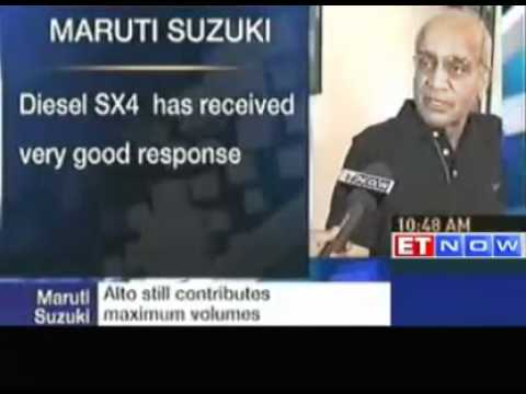 Maruti Suzuki sales up 28 % in March jump 25 % in 2010-11