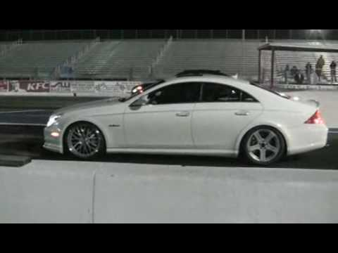 360 Forged Porsche 997TT & Mercedes CLS 63 Fastest
