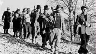 Coro Partigiano Triestino - Canzone dei partigiani reggiani
