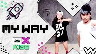 Download Lagu My Way - Calvin Harris - Coreografia   FitDance XKids Gratis STAFABAND