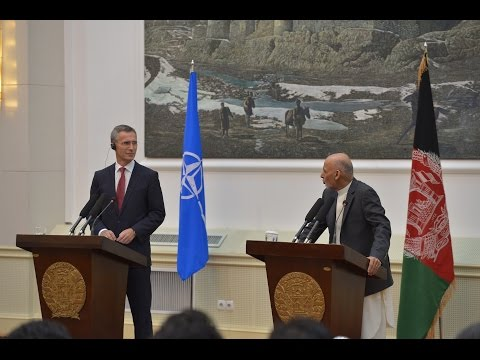 NATO Secretary General and President of Afghanistan - Joint Press Conference, 06 NOV 2014