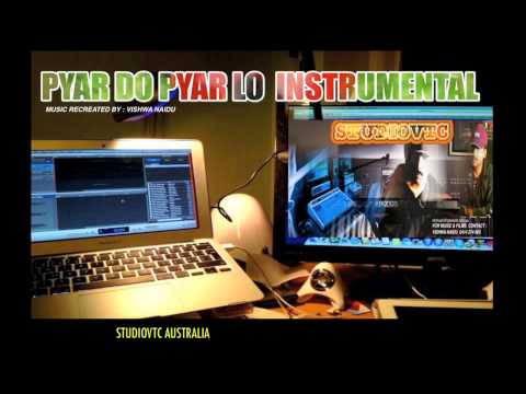 Studiovtc Instrumental  Pyar Do Pyar Lo video