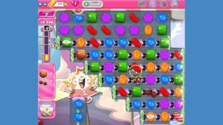 Candy Crush Saga Level 1532  -  no boosters