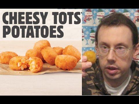 Burger King Cheesy Tots Review thumbnail
