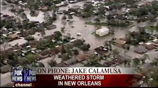 Hurricane Katrina  Day 1 Vid 2 Fox News Live One day after the storm