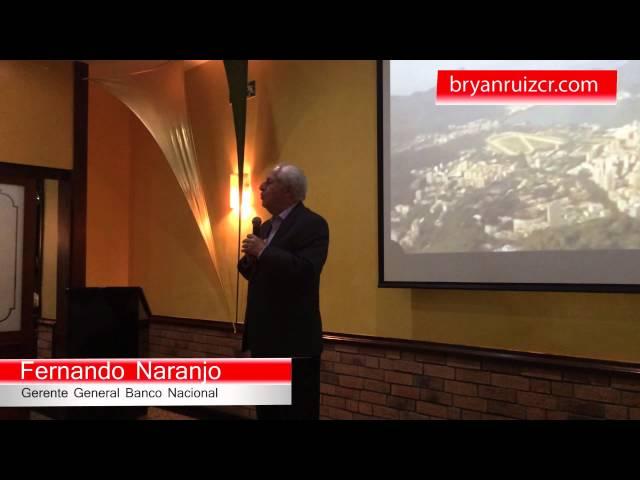 Banco Nacional dio calurosa despedida a Bryan Ruiz