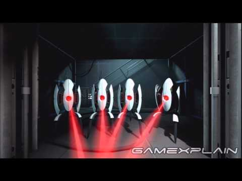 Portal 2: Final Boss, Ending, Credits Song [HD]