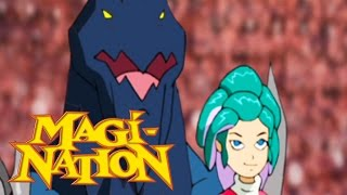 Magi-Nation | The Depths of Courage | HD | Full Episode | Superhero Cartoons