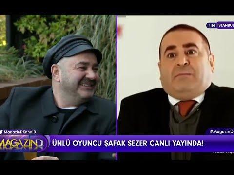 Magazin D - Şafak Sezer'den canlı yayında çarpıcı açıklamalar!