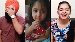 Indian Reaction on Amaira Shahnawaz - Cutest Baby in this world | PunjabiReel TV