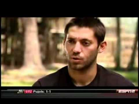 Clint Dempsey on ESPN's E60 show
