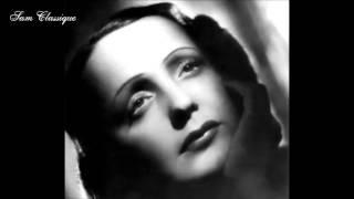 Watch Edith Piaf Pour Moi Tout Seule video
