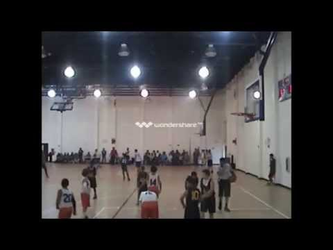 11U New Orleans Pelicans vs. 11U Golden State Warriors