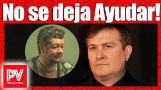 Arturo Peniche jura que ha tratado de Ayudar a su Sobrino Carlos Peniche que vive en la Calle