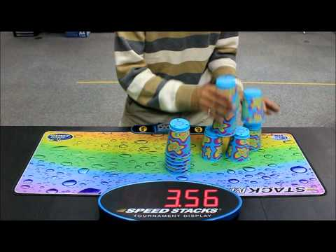 Sport Stacking CYCLE 8.88s