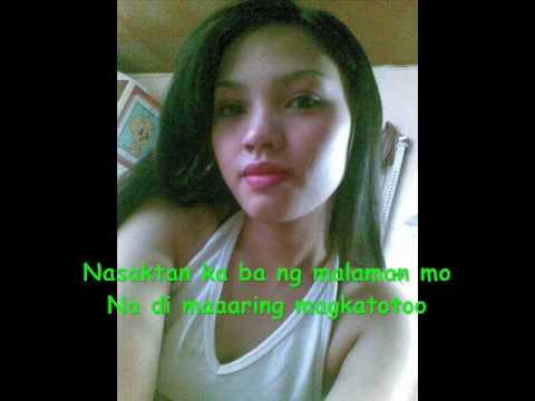 fixing a broken heart (tagalog w/ lyrics)_di ko sinasadya_