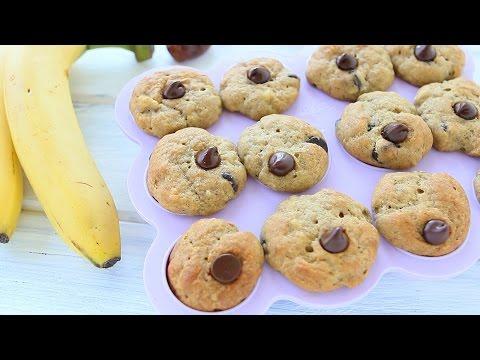 Baby Banana Bread recipe - dairy free & refined sugar free +9M