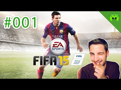 FIFA 15 Ultimate Team # 001 - Stream Packopening1/2 «» Let's Play FIFA 15 | FULLHD
