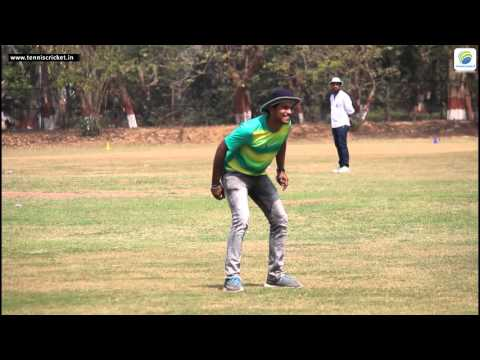 Dancing Umpire Satya in Tennis Cricket