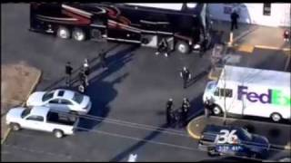 Waka Flocka detained After Shootout In Charlotte, 1 Person Shot! New 02/16/2011