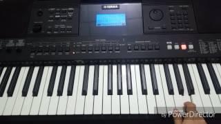 Hướng dẫn sử dụng đàn Yamaha Psr E453