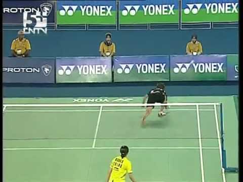 malaysia open grand prix gold 2011 Final Xin Wang vs Saina Nehwal Malaysia Open Grand Prix Gold 20111