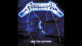 Metallica - Ride the Lightning Remastered HQ