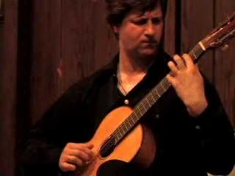 Russian seven-string guitar virtuoso