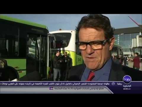 ✷ ,Fabio Capello ✷ declaration  au Brézil sur being SPORTS 2014