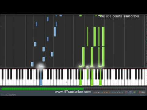 Gym Class Heroes - Stereo Hearts (piano Cover) By Littletranscriber video