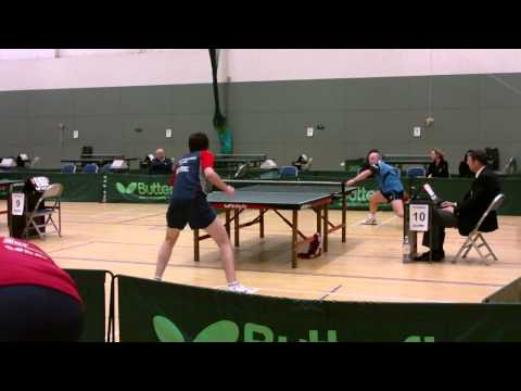 Andy Dunlop Vs Chris Main - Scottish National Championships Mens Ban1 Final
