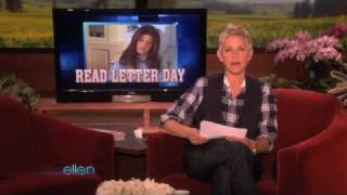艾倫秀-艾倫秀是不雅秀 The Ellen DeGeneres Show Gets Racy!(05/11/10)