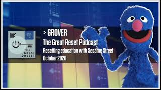 Video: Grover teaches Children of the NWO Great Reset - Sesame Street