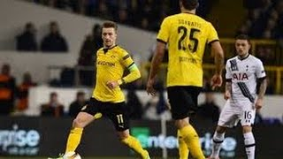 Tottenham vs Borussia Dortmund UEFA Europa League All Goals Highlights