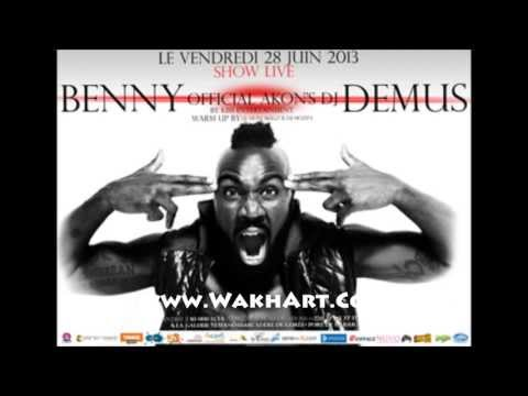 Benny Demus Dk Interview Wakh Art video