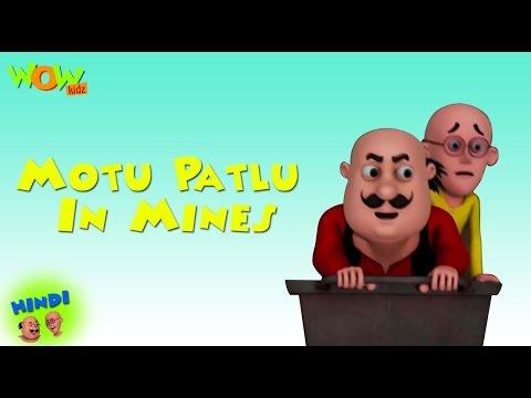 Motu Patlu In Mines - Motu Patlu in Hindi WITH ENGLISH, SPANISH & FRENCH SUBTITLES thumbnail