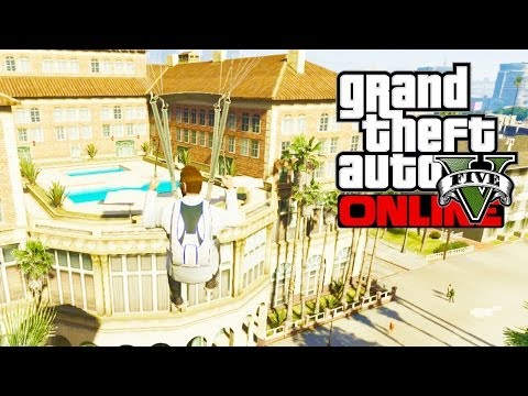 GTA 5 Online - Tips & Tricks, Episode 5! (Easy Jets, Co-Pilot Missiles & Steal Cars Fast) (GTA V)
