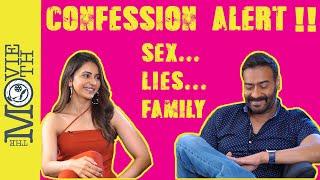 Confession Alert !!! I De De Pyaar De I Ajay Devgn I Rakul Preet I Chalo Cinema with Bhawana Somaaya