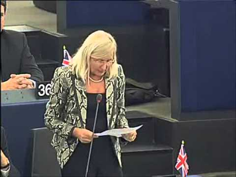 EU wants to directly plunder taxpayers' pockets - Marta Andreasen MEP