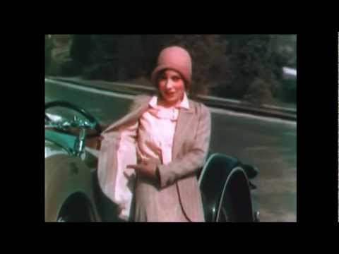 Beautiful 1930's Color Fashion Film