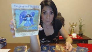 Scorpio 2016 Angel Oracle Card Reading