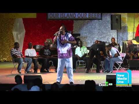 Antigua Carnival Calypso Monarch Finals 2013
